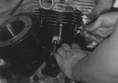 Repase motoru